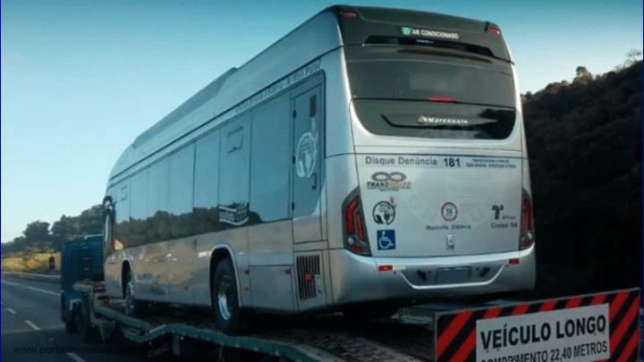 São Paulo receberá novos ônibus elétricos