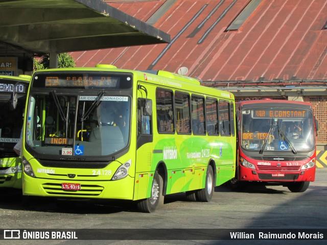 Prefeitura de Niterói anuncia aumento na tarifa de ônibus