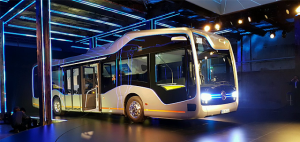 Brasília deve testar ônibus autônomo na Explanada dos Ministérios em breve