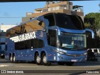 Expresso Brasileiro inicia operação com o Paradiso New G7 1800DD na Rio x São Paulo x Rio