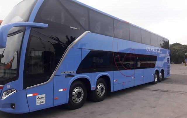 Expresso Guanabara adquire dois Busscar Vissta Buss DD Mercedes-Benz 8×2
