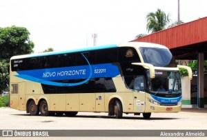Viação Novo Horizonte aposta alto no Centro-Oeste