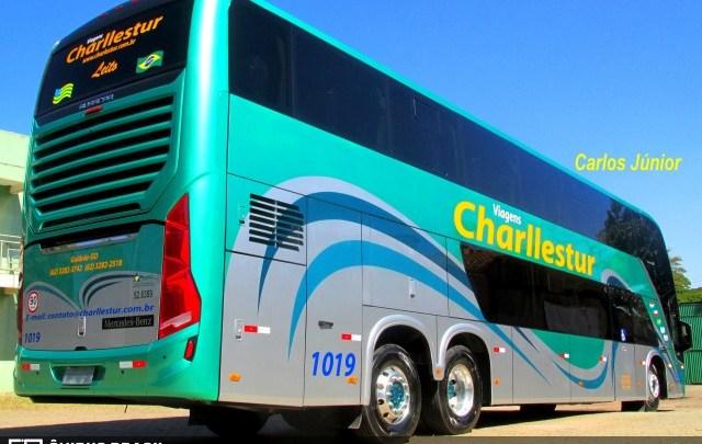 Charllestur renova com novo Busscar Vissta Buss DD