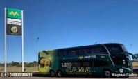 Viação Motta apresenta seus novos ônibus Leito Cama já plotados