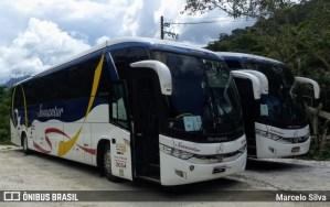 Paraty começa receber ônibus de turismo para a FLIP 2019