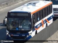 Viação Novacap renova com dez novos ônibus Caio