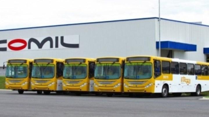 Comil ônibus abre vagas em Erechim