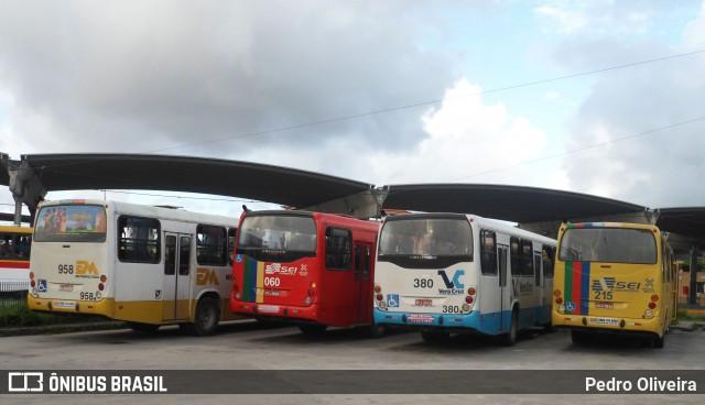 Rodoviários do Recife aprovam reajuste salarial de 4%