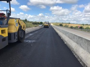 Obras de duplicação da BR-101 são retomada pelo Dnit em Sergipe