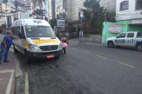 Prefeitura do Rio dá início a operação com a circulação linha de ônibus para atender moradores do Vidigal