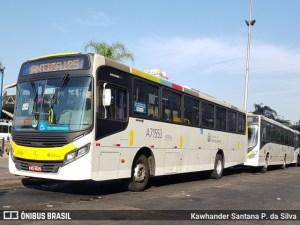 Motoristas de ônibus brigam na Zona Sul do Rio