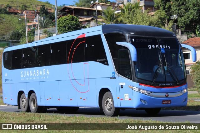 Vídeo: Conheça a viagem de Pelotas até Fortaleza a bordo do ônibus da Expresso Guanabara