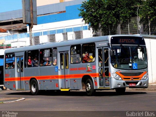 Reajuste da tarifa de ônibus de Marília é suspensa pela justiça