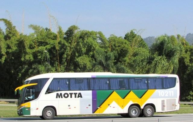 Viação Motta voltará operar linha entre o Rio de janeiro e Mato Grosso do Sul