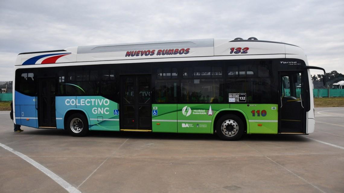 Primeiro ônibus urbano movido a gás é criado na Argentina