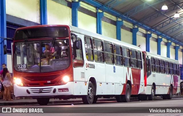 Rodoviários de Manaus anunciam paralisação parcial para segunda-feira 12