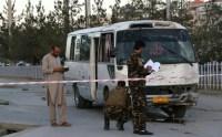 Ataque a ônibus deixa dois mortos em Cabul