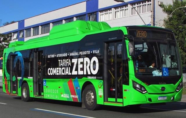 Volta Redonda terá três ônibus elétricos com Tarifa Comercial Zero