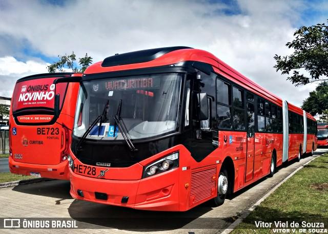 BRT curitibano na lista dos 50 projetos mais influentes do mundo