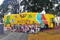 SP: Guararema recebem a Cia BuZum com o espetáculo 'Curumim'