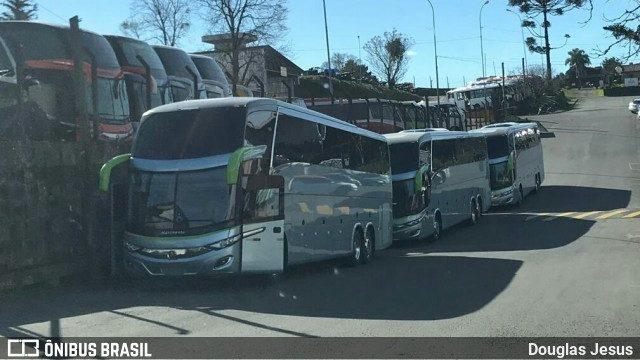 Viação Garcia incorpora três novos Paradisos New G7 1600 LD
