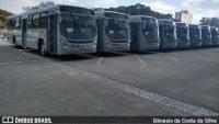 Região Metropolitana de Curitiba ganha 17 novos ônibus