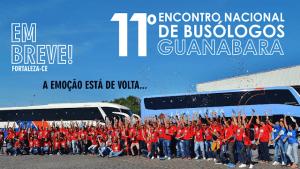 Confirmado o 11º Encontro Nacional de Busólogos da Viação Guanabara