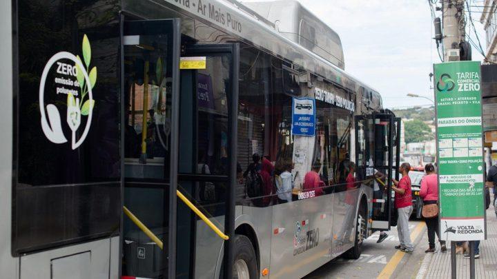 Prefeitura de Volta Redonda anuncia segundo ônibus elétrico com tarifa zero