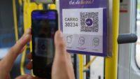 Salvador testa app que dispensa o cartão de passagem