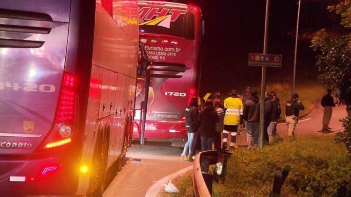 Morre segurança após troca de tiros com bandidos durante assalto a ônibus no Paraná