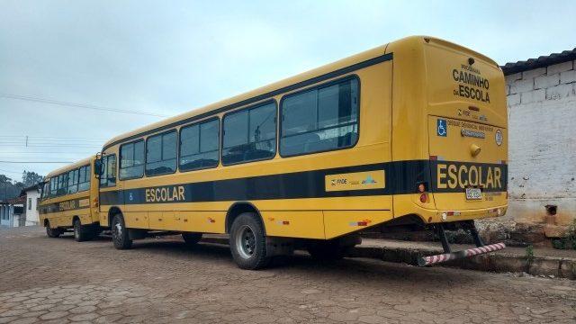No Rio de Janeiro, ônibus escolar não poderá ter mais de 12 anos de fabricação