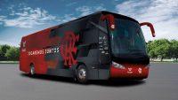 Buser faz campanha para novo ônibus do Flamengo