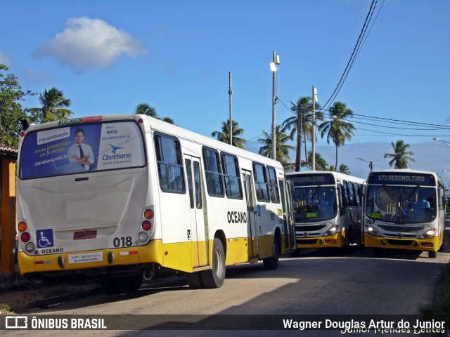 Bandido é baleado durante assalto a ônibus em Natal