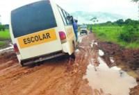 Roraima: Estradas de Iracema seguem em péssimas condições