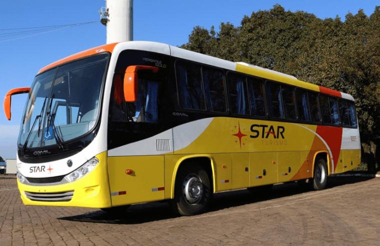 Star Tur adquire dez novos ônibus Versátile Gold