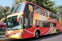 Na Venezuela time de futebol tem chuteiras e uniforme roubadas de ônibus