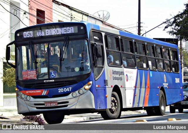 Ônibus da EMTU apresenta falha a cada dez minutos, aponta levantamento