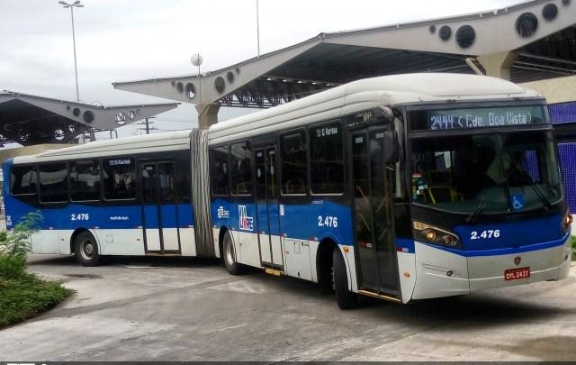 Sem metrô, serviço de ônibus é alternativa no Recife
