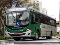 Rodoviários realizam paralisação na Zona Leste de São Paulo