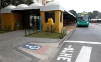Tiroteio gera pânico em terminal de ônibus em Curitiba