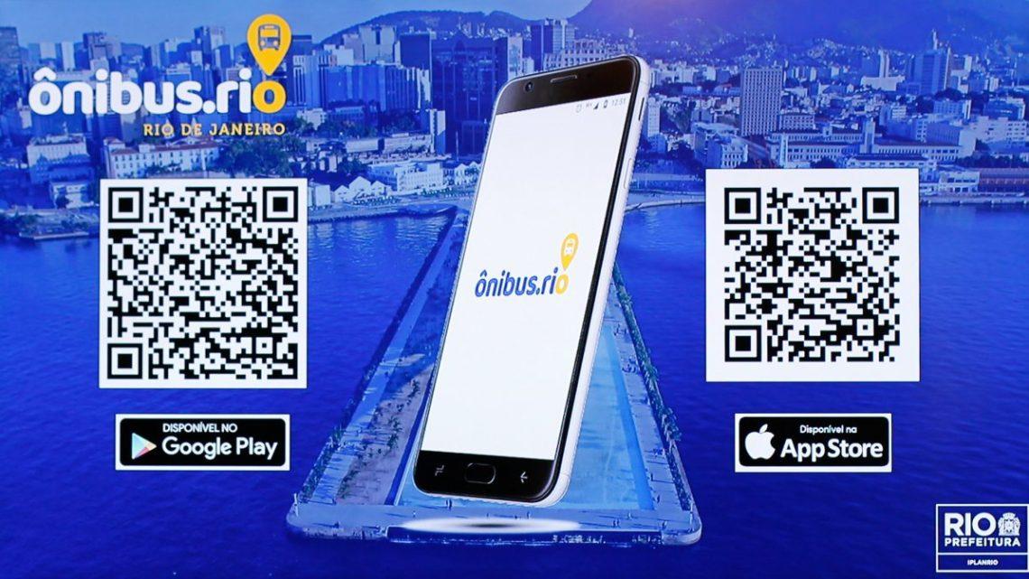 Aplicativo ônibus.rio vai ajudar usuários nos deslocamentos pela cidade