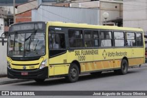 Justiça retira de circulação 30 ônibus da Viação Sul Fluminense