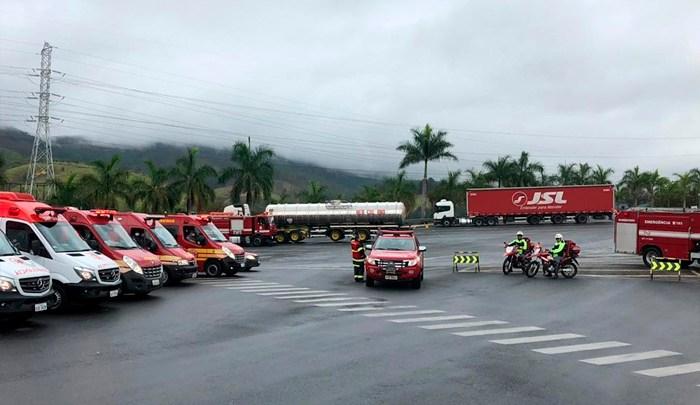 Santuário Nacional de Aparecida realiza simulado anual de incêndio