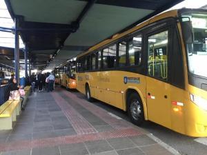 Prefeitura de Florianópolis interdita parte do terminal urbano da cidade