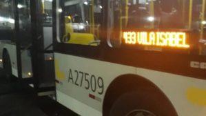 Prefeitura do Rio lacra 30 ônibus na Zona Norte