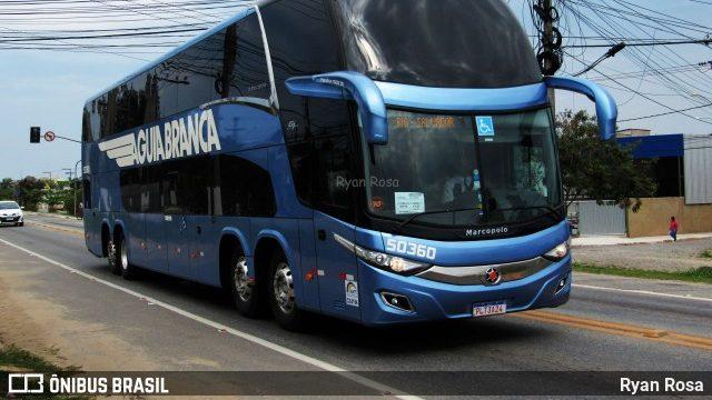 Viação Aguia Branca escala ônibus DD para Salvador