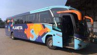 Planeta Transportes renova com Paradiso New G7 1050
