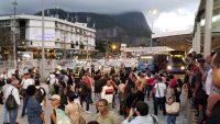 BRT Rio segue super lotado no primeiro dia do Rock in Rio 2019