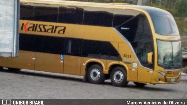 Viação Kaissara se movimenta para operação na São Paulo x Curitiba x São Paulo