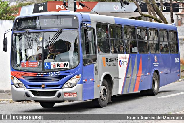 Ônibus da EMTU circularão normalmente nesta sexta-feira